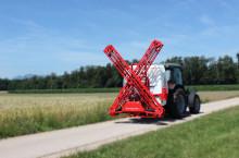 Agromehanika НОВО! Навесна пръскачка AGROMEHANIKA, Модел AGS 1200 EN + щанга 15 HLX